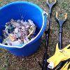 Müllaktion in der Region